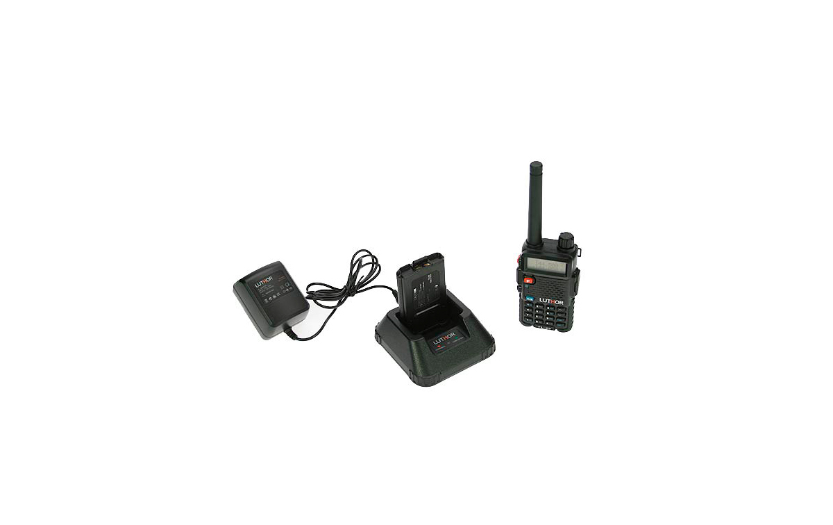 WALKIE Luthor TL-22 TALKIES MONO BAND VHF 144 MHZ,
