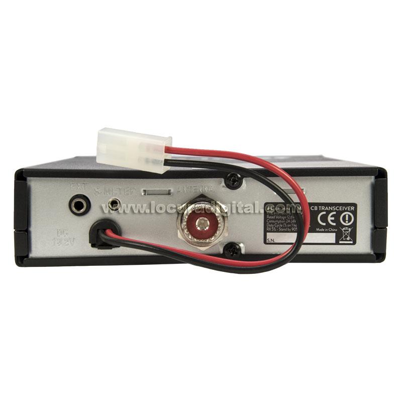 midland m-20 multimedia cb 27 am transceiver