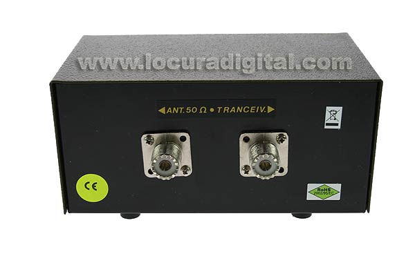 Adaptador Antena M27 ZETAGI de 26-28 Mhz.