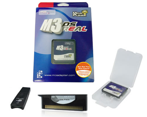 M3 DS REAL