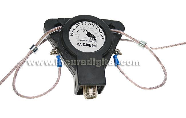 MALCOTT 6 MAD40B4'S