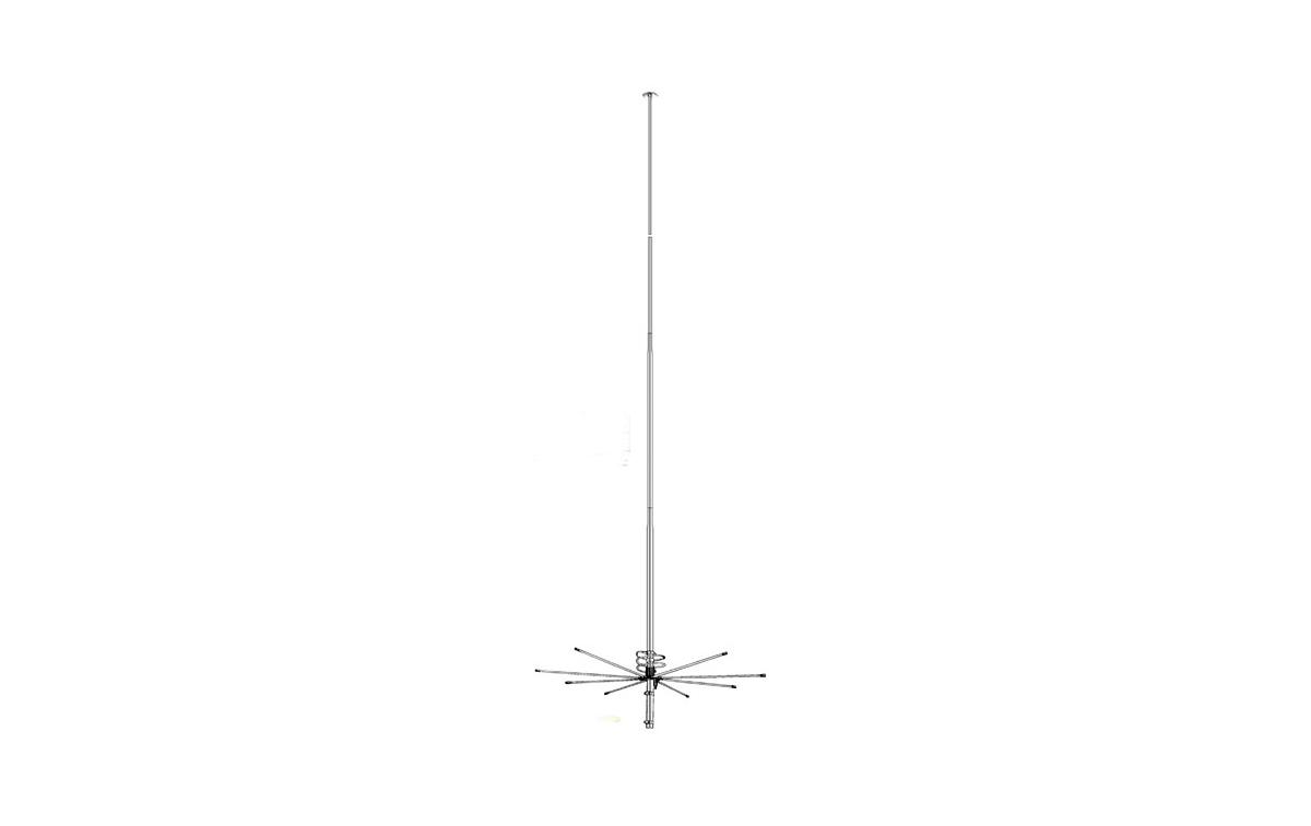 MANTOVA TURBO SIGMA Antena CB 27 Mhz. ALTA GANANCIA ----- LA MAS GRANDE Y PODEROSA DEL MERCADO, casi