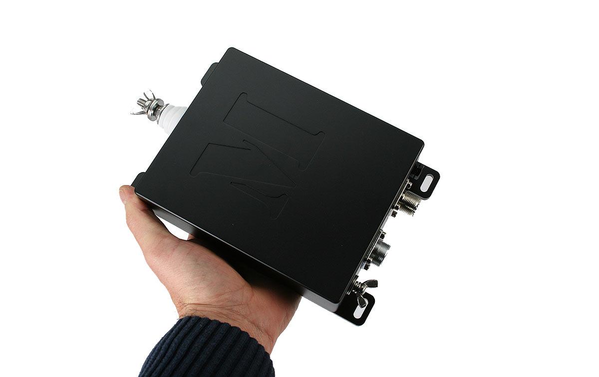mat-40 sintonizador automático exterior hf 1,8 a 54 mhz 100 watios