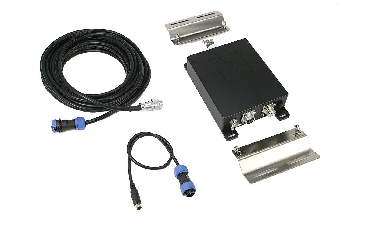MAT-40 YAESU Sintonizador Automático Exterior HF 1,8-54 Mhz 100 watios