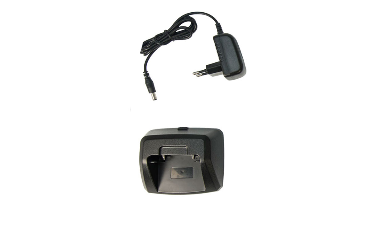 MD-2017CHARGER Cargador Inteligente de bateria para Walkie TYT MD2017