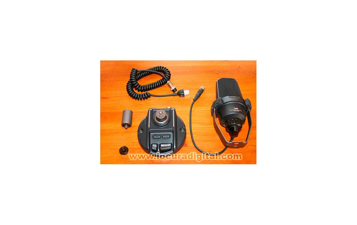 YAESU MD-200A8X Micrófono de sobremesa  para FT 817/ FT857 / FT 897