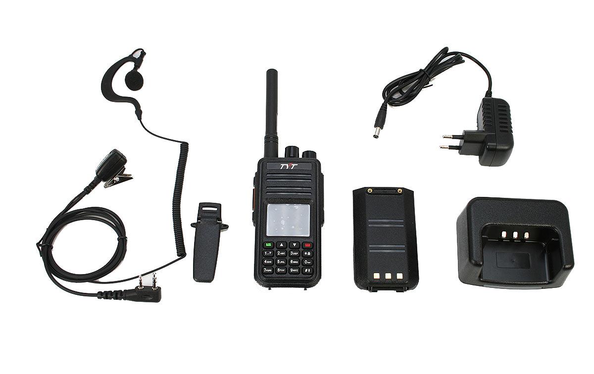 MD380VHF TYT Walkie Profesional DMR DIGITAL-Analógico VHF 136-174 Mhz.