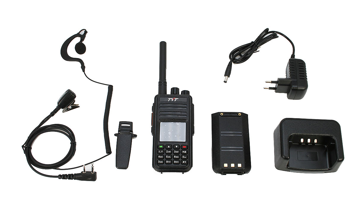 TYT-MD-390-VHF IP67 Walkie Profesional DMR DIGITAL-Analógico VHF 136-174 Mhz-Proteccion IP67 Waterproof