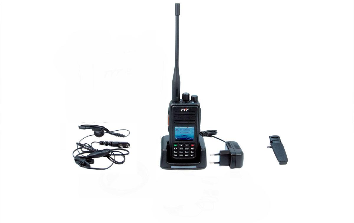 md390vhf tyt walkie profesional dmr digital-analógico vhf 136-174 mhz
