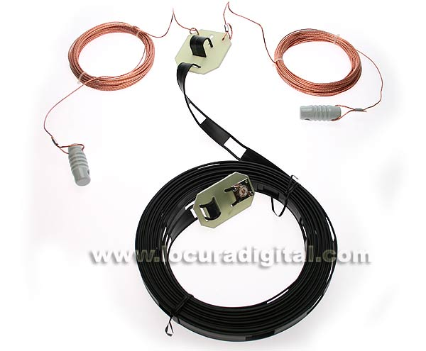 MFJ-1778 WIRE ANTENNA.  Dipole, 31 meters length.
