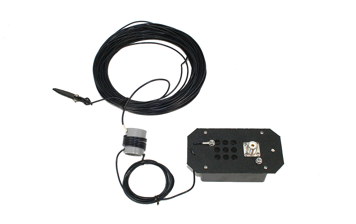 mfj1982hp mfj antena de hilo end-fed horizontal 10-80 m