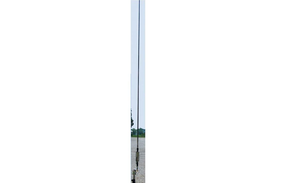 MFJ2286 MFJ Antena Vertical Portatil de 7 a 55 Mhz. 1 KW. Ideal expediciones.