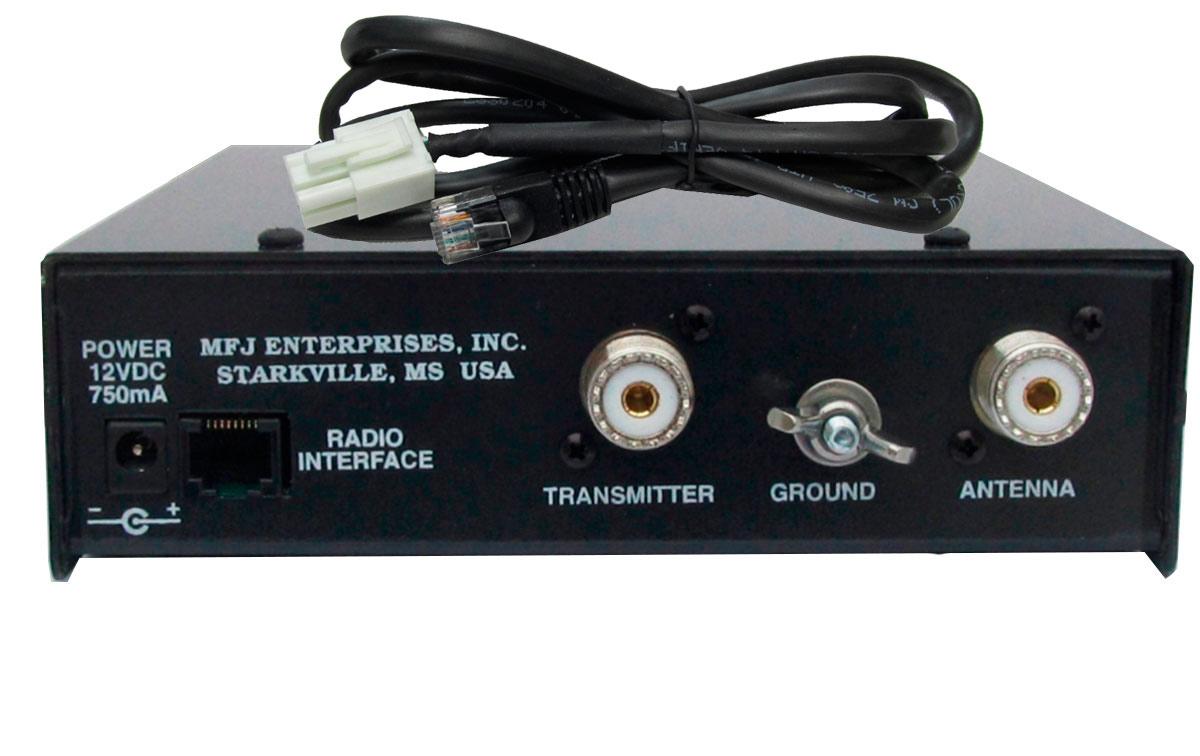 MFJ-939-K Acoplador Automatico antena HF 1.8- 30 Mhz para emisoras KENWOOD