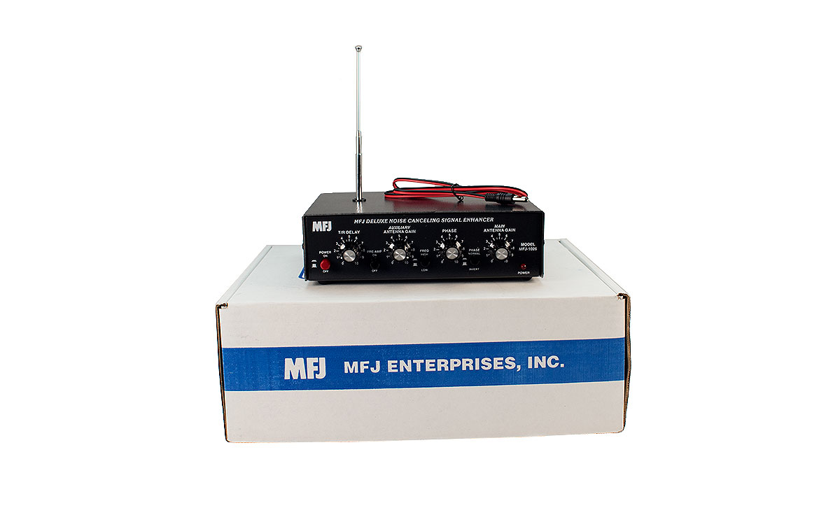 MFJ MFJ-1026 Noise and interference filter