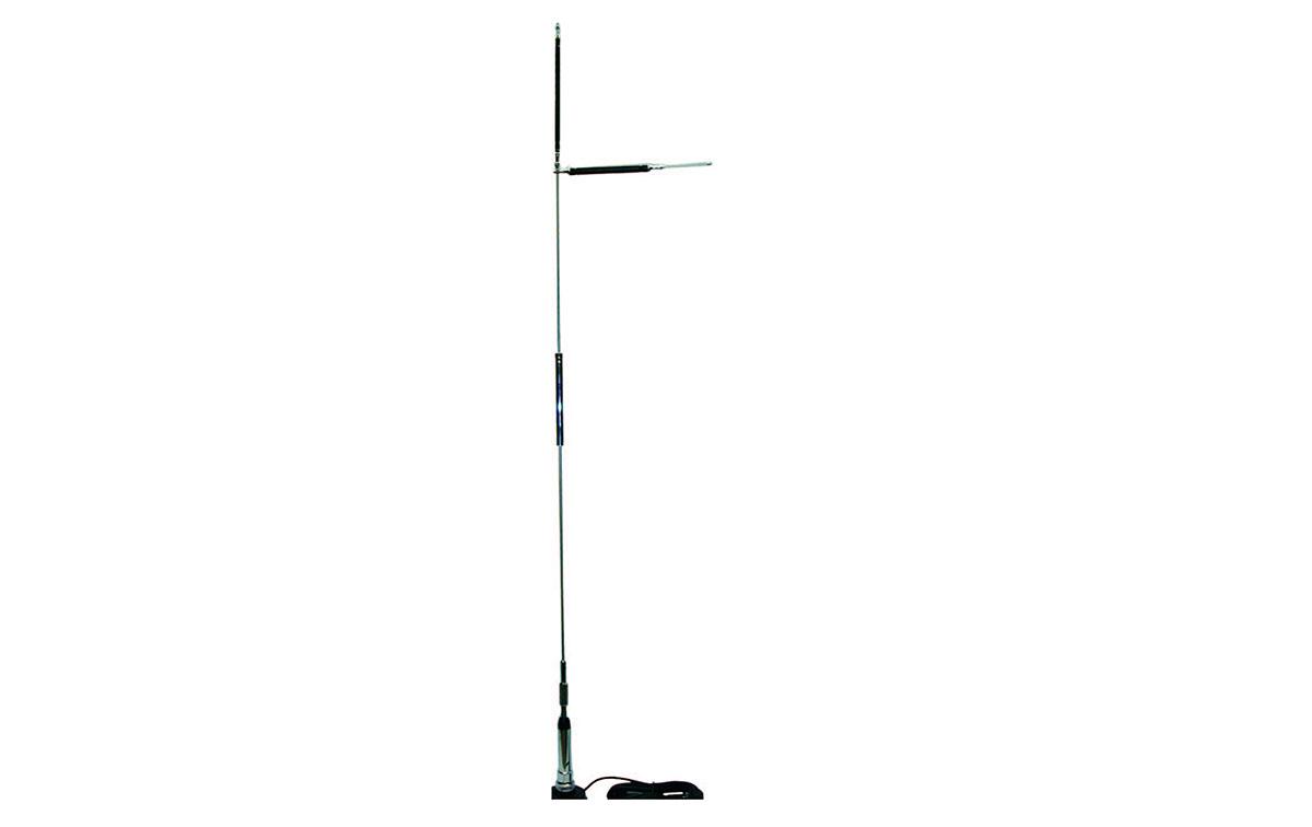 MFJ1456 Antena movil 40 / 20 / 15 / 10 / 6 / 2 / y 440 mhz