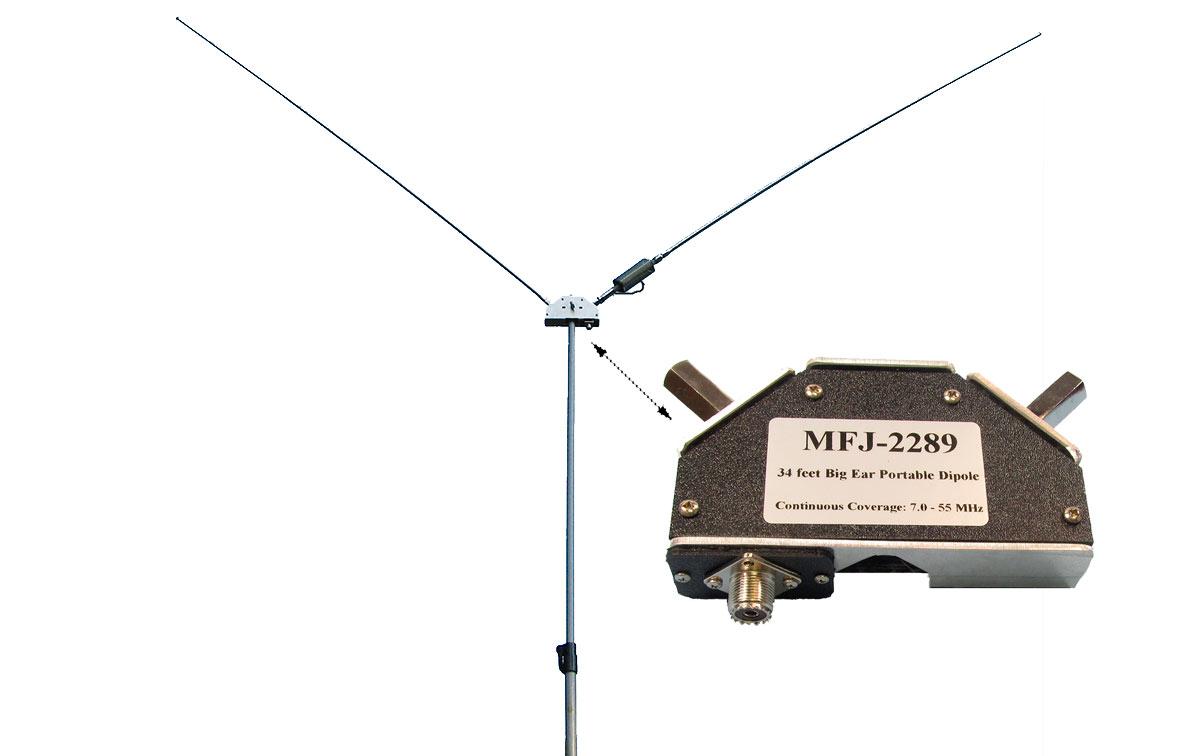 MFJ MFJ-2289 Dipole Antenna