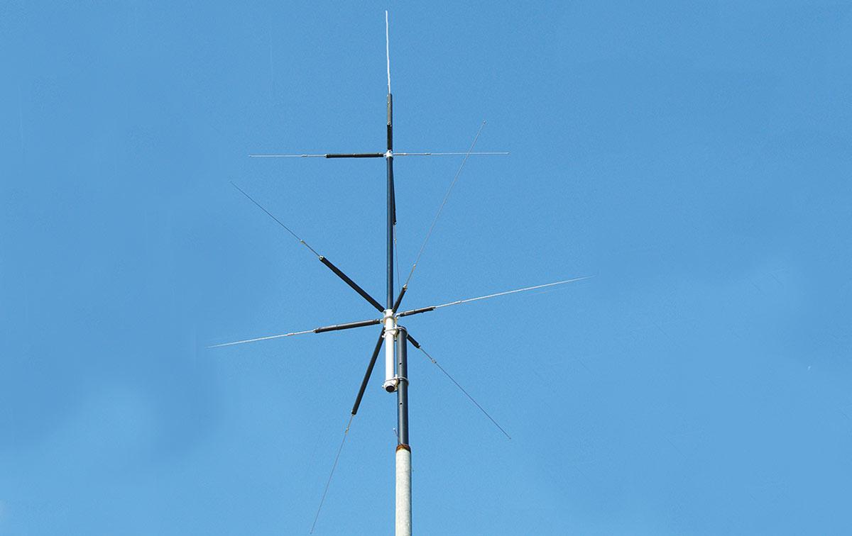 MFJ MFJ-2389 Vertical Antenna