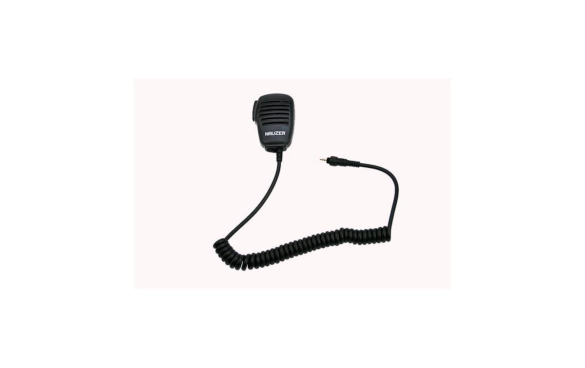 MIA115CLP NAUZER Microfono altavoz PTT de altas prestaciones. Para MOTOROLA CLP Series