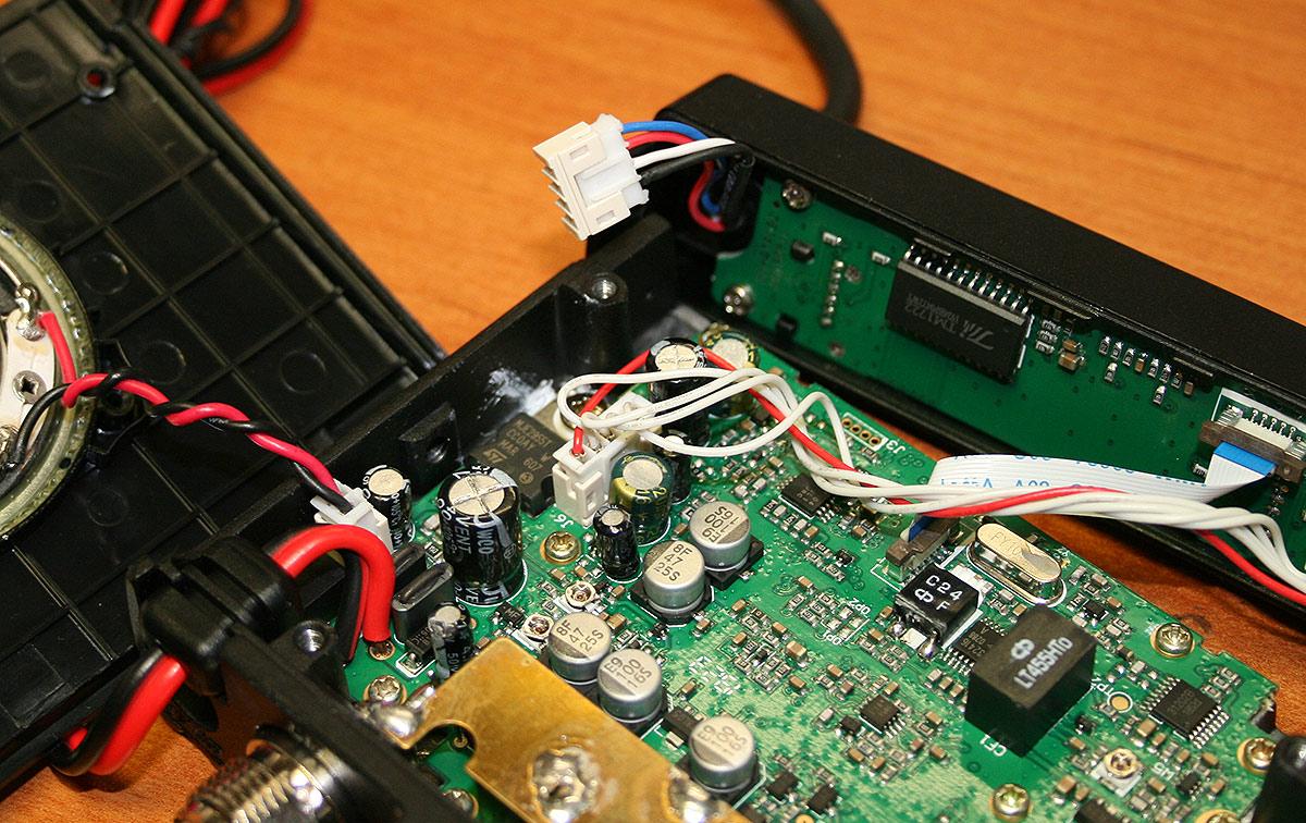 RECSAMIC-26 Microfono original para recambio SADELTA EXPLORER 27