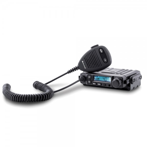 midland m-mini multi-media mini mobile cb transceiver