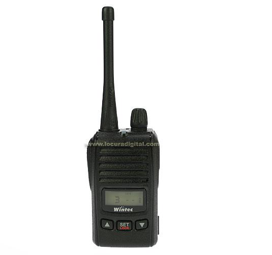 WINTEC MINI-46 PMR-446 for free use handheld