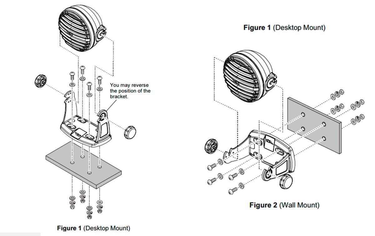 STANDARD HORIZON MLS-300 WHITE Altavoz Externo potencia 10 watios.