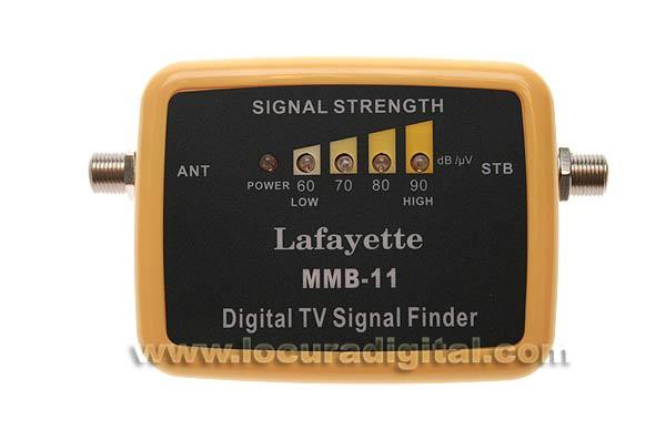 MMB11 LAFAYETTE Medidor de señal digital terrestre TDT