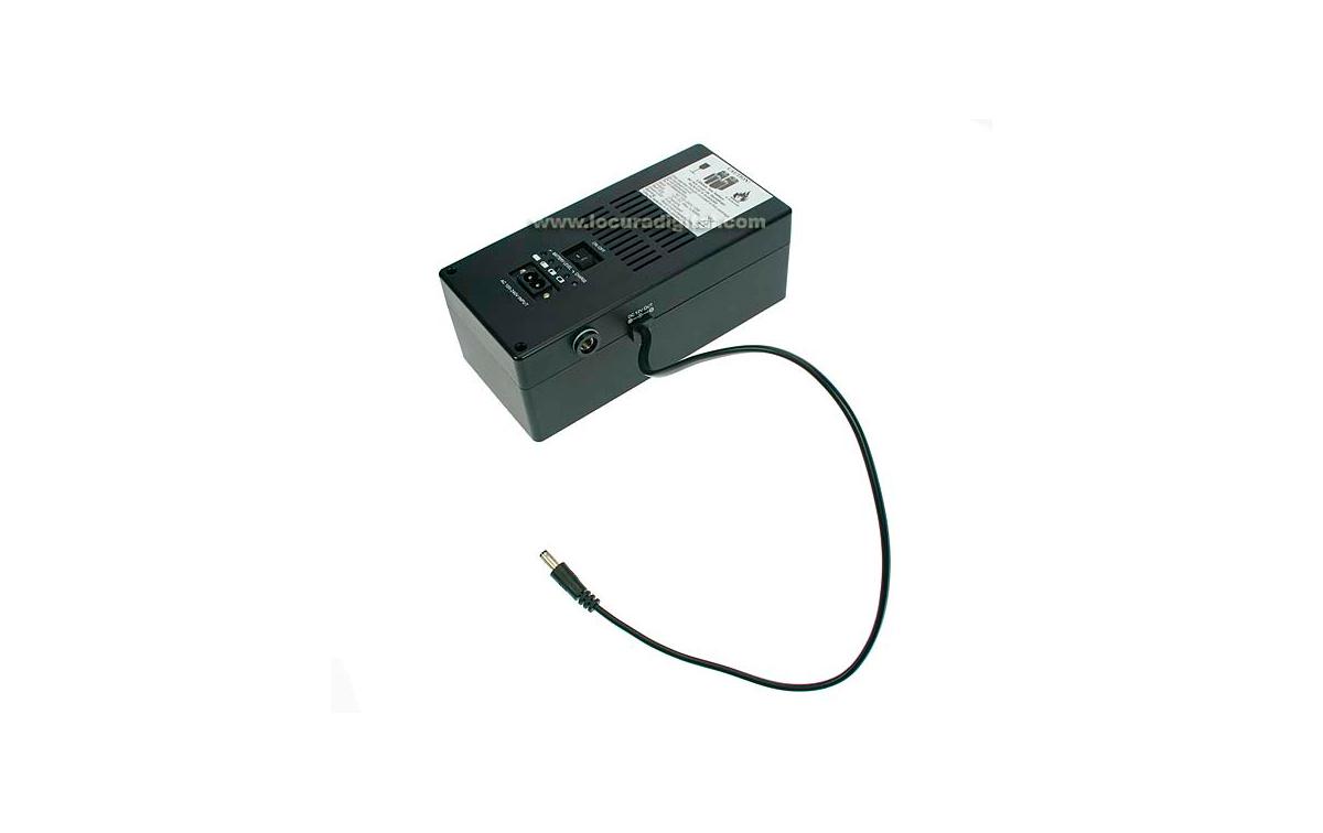 MPB330 BARRISTER batería  y alimentador recambio para sistemas inspección MP8080 y MP9090
