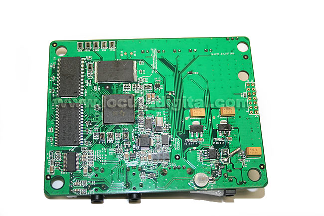 Barrister MPDVR recording circuit board and MP-8080 MP-9090