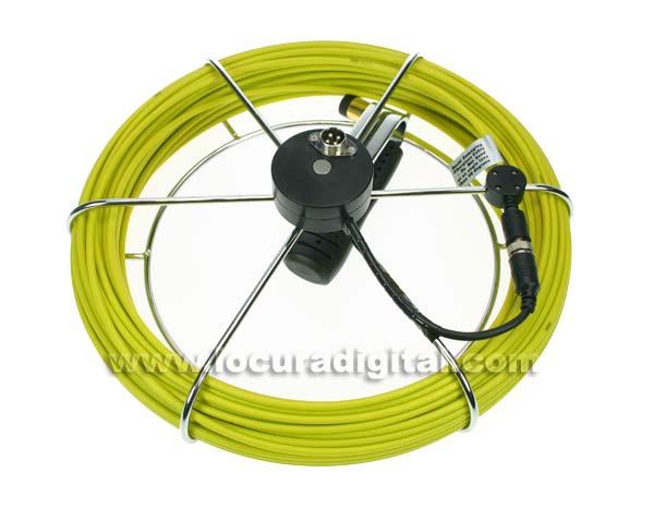 MPR040 BARRISTER rollo cable de fibra 40 metros para sistemas MP8080-MP9090