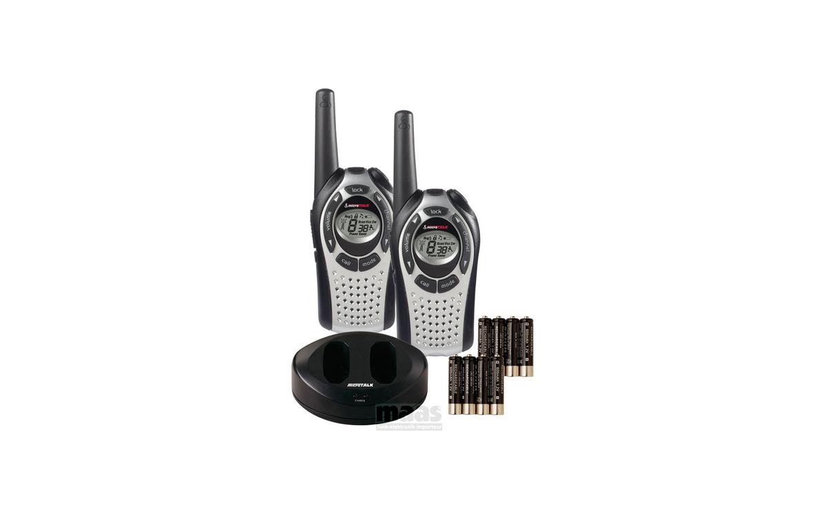 COBRA MT 750 .Pareja de 2 walkies + baterias, + cargador PRODUCTO DESCATALOGADO SOLO SE VENDEN ACCES