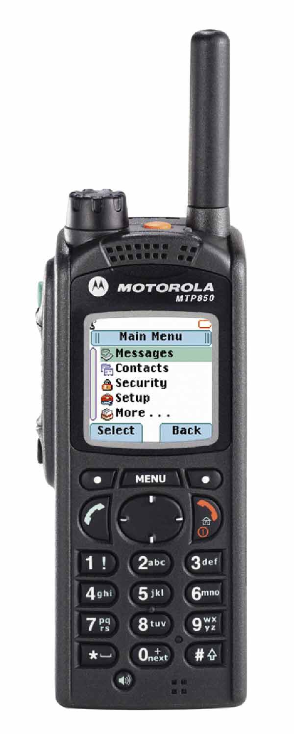 Walkie MTP850S TETRA / TETRAPOL MOTOROLA. To Mossos d 'Police, Fire Catalonia, Guardia Urbana, etc ... ACCESSORIES FOR SALE ----- -----