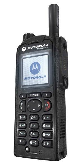 MTP850FUG Walkie TETRA / TETRAPOL MOTOROLA. Para Mossos d´ Esquadra, Bomberos de Cataluña, Guardia Urbana, etc...