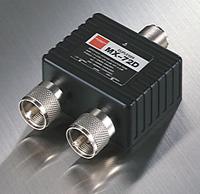 MX72D DIAMOND original Japones. Duplexor 1,6-30-140-150-400-460 Mhz 1 S0239 y 2 PL259