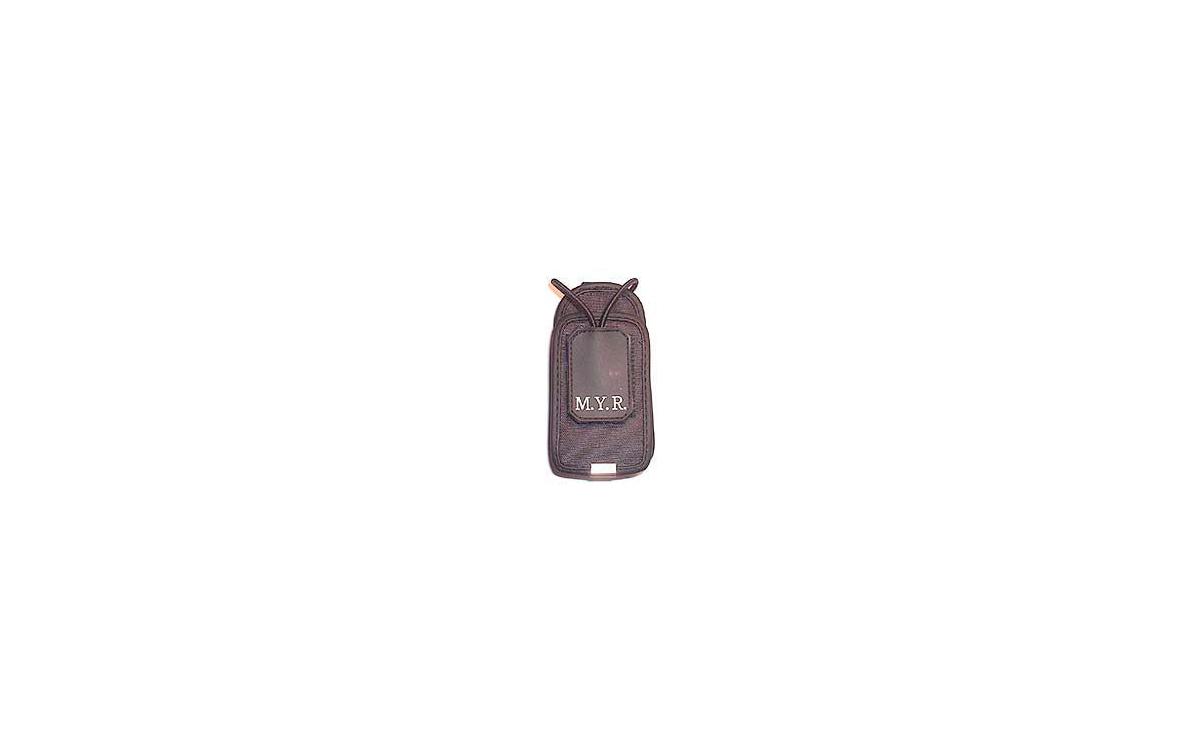 MY178 Funda universal  con clip para walkies pequeños