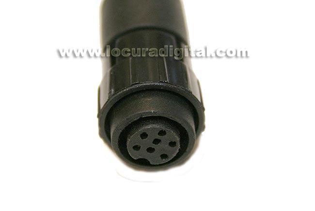 Nauzer NAU-128U. USB programming cable for YAESU VX-8 handheld.