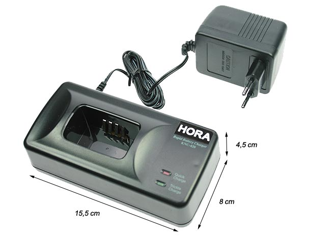 NC420 Fast Charger and Battery FNB-10H FNB-10HEQ.