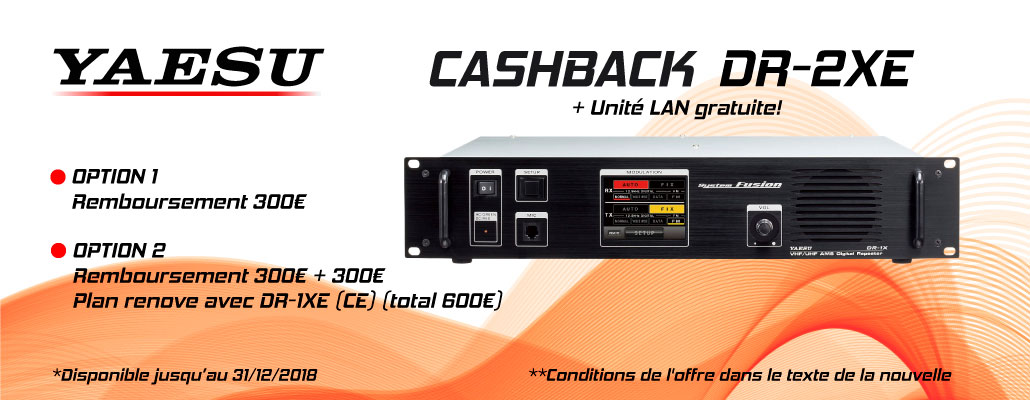 yaesu cashback relais