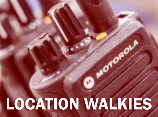 Location walkies