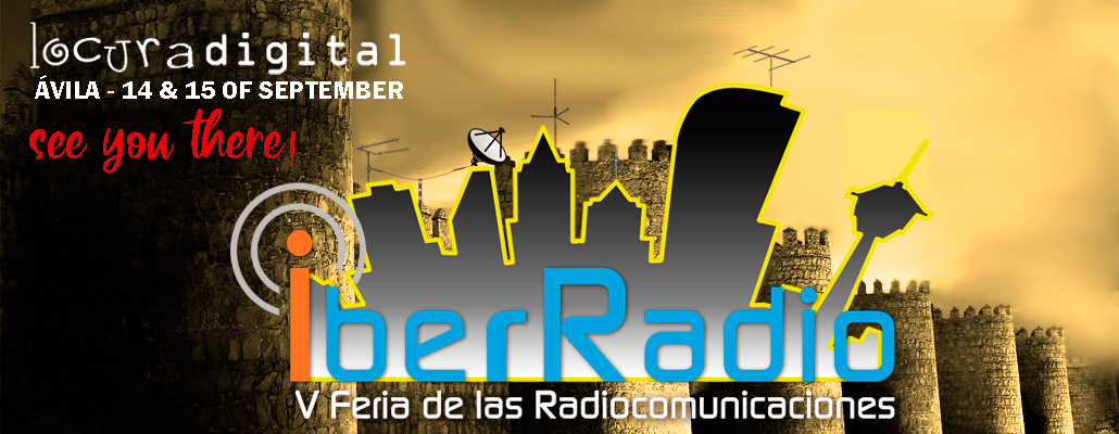 IberRadio 2019 - V Edition
