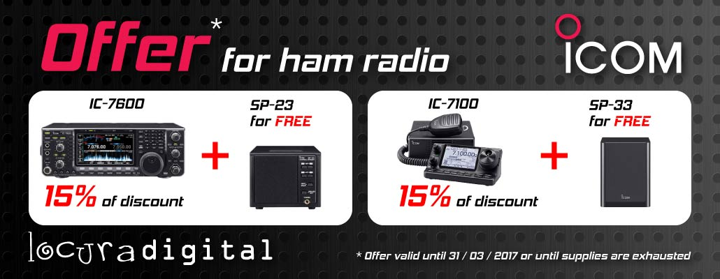 Discounts KITS ICOM
