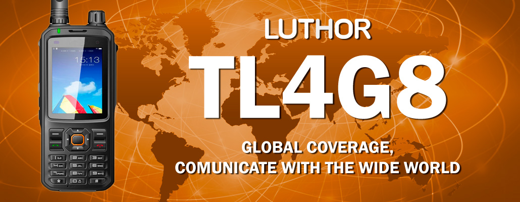 LUTHOR TL4G8