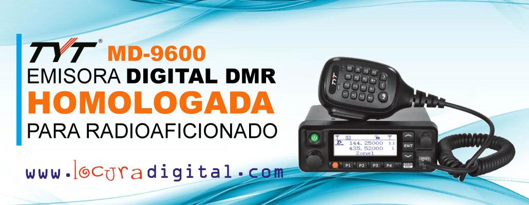 TYT MD9600