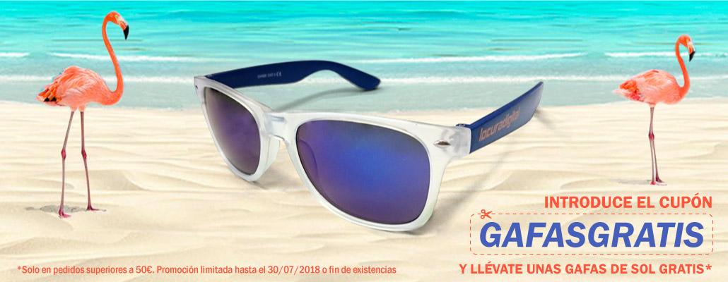 promo gafas de sol