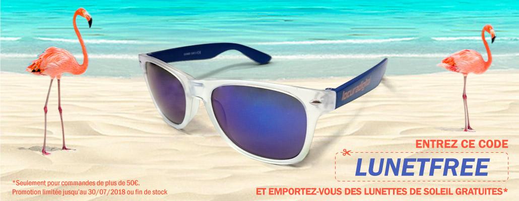 promo lunettes de soleil