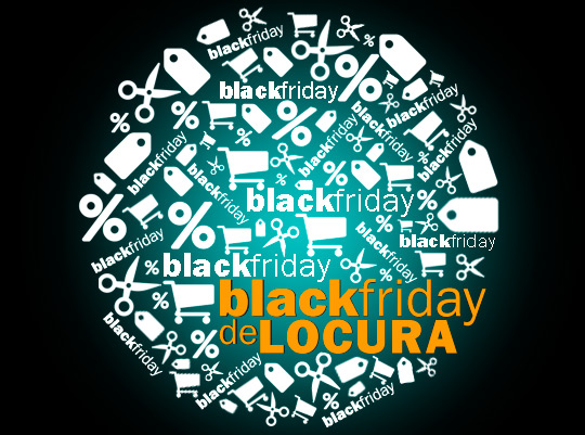 black friday de locura