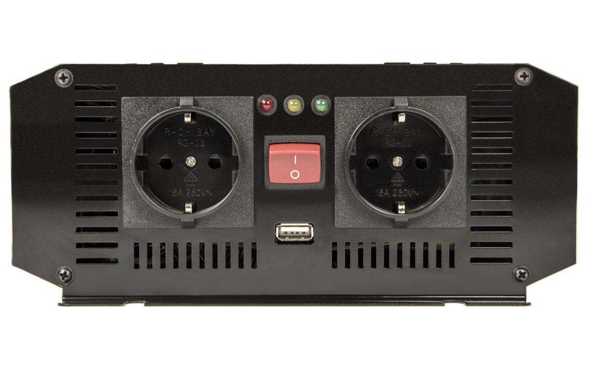 LAFI-123000NS Inversor Onda Senoidal Pura 12 volt - 220 volt.3.000 wats