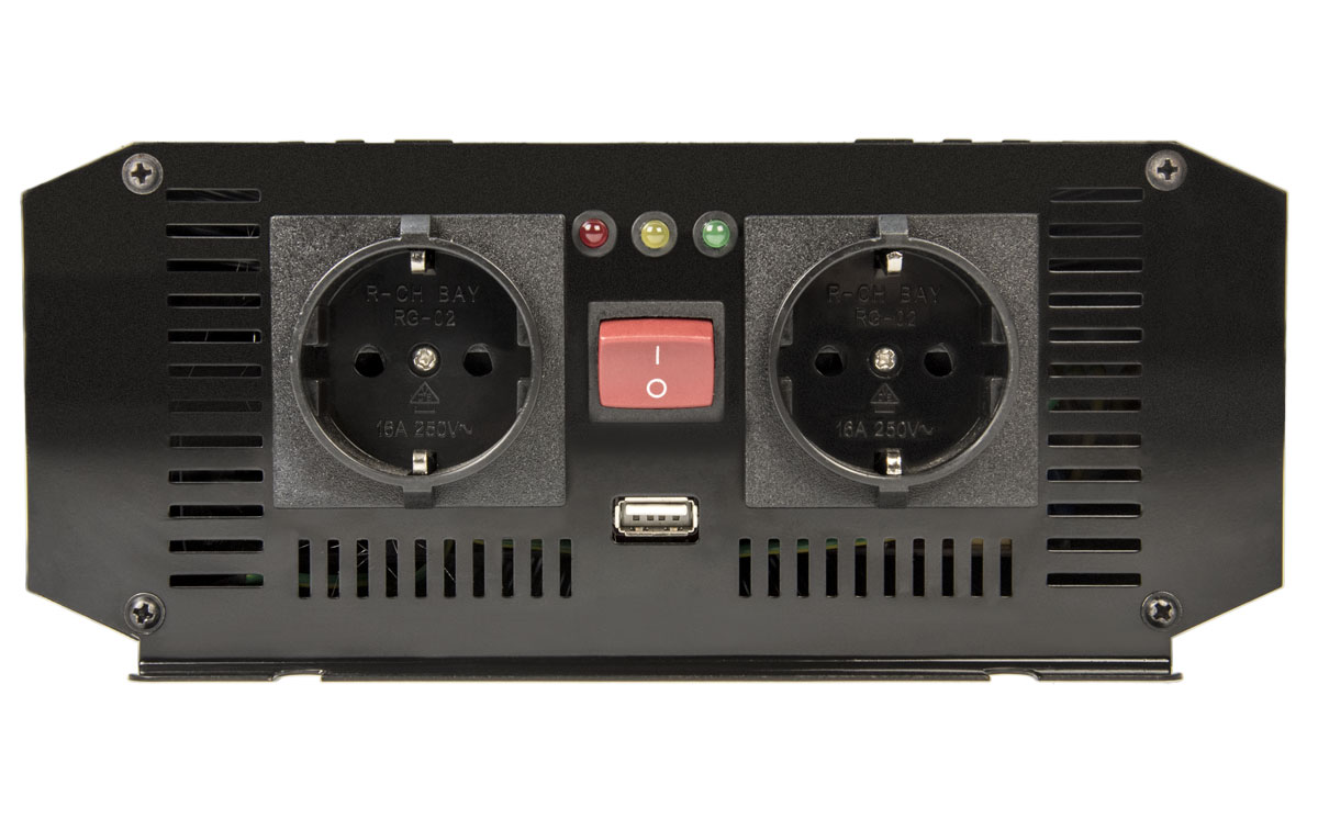 lafi-243000ns inversor onda senoidal pura 24 volt - 220 volt.3.000 wats