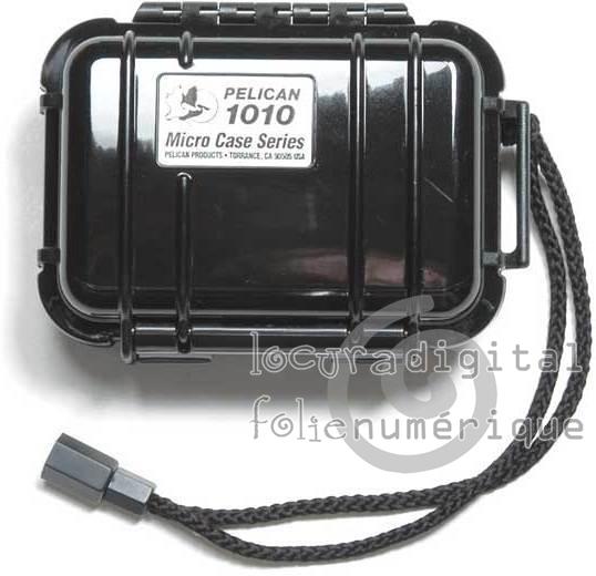 1010-025-110 Micro Case Black protective