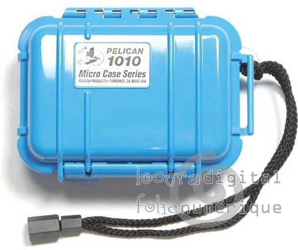 1010-025-120 Micro Case Blue protection